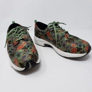 Drew Excel Hawaiian Floral Sneakers Tennis Shoes